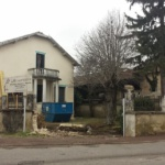 travaux d'une ancienne maison
